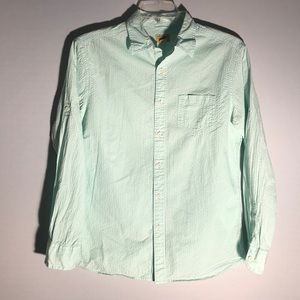 Tre Vero Three Truths Mint Buttonup L3
